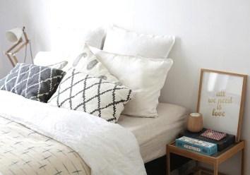 La Collection Lifestyle Décoration de Sézane linge de lit