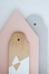 Planche à Découper Motif Géométrique