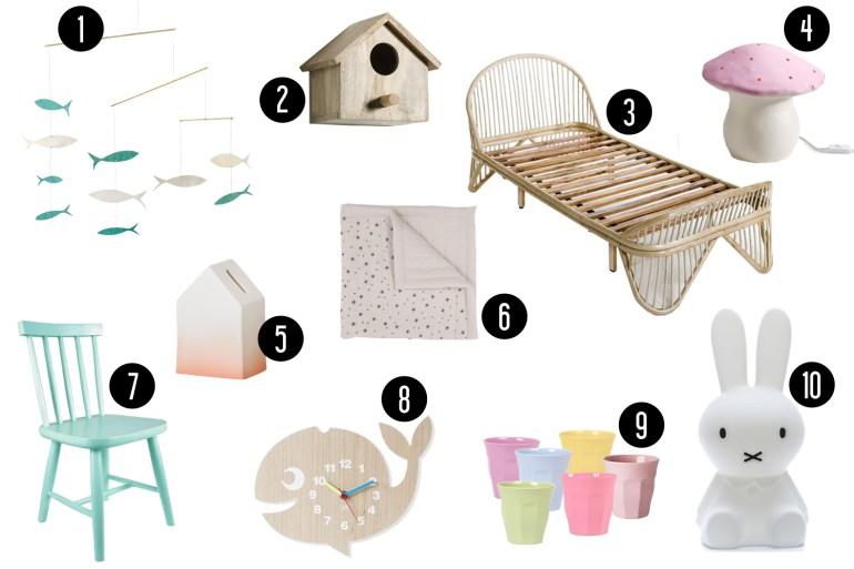 Soldes Décoration Design Enfant Janvier 2015