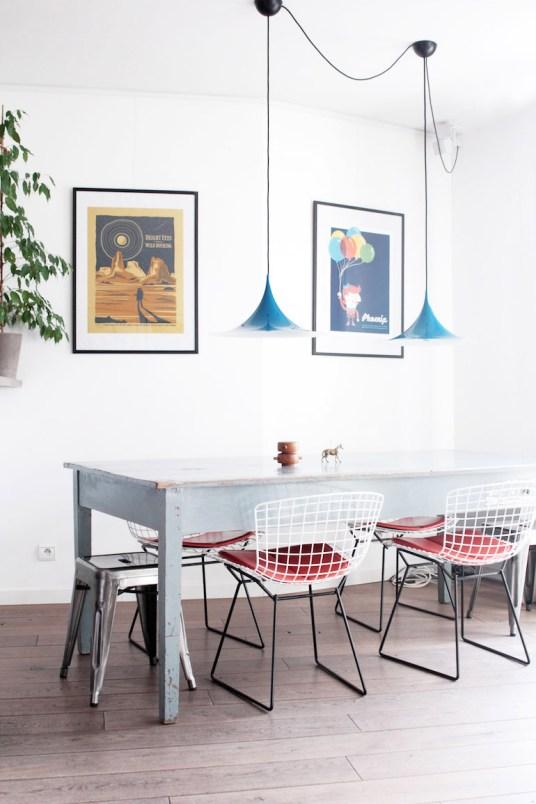 Home Tour Parisian Apartment