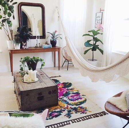 inspiration-deco-boheme-chic-hamac-interieur