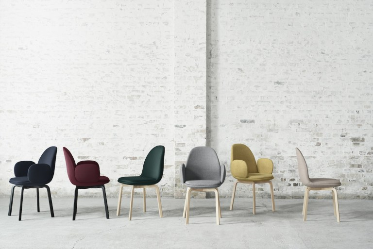 Best of design Salon du meuble Milan 2015- Collection Fri de Jaime Hayon - Fritz Hansen