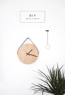 horloge-diy-bois