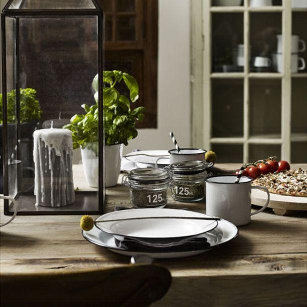 Où trouver de la vaisselle en émail // Hellø Blogzine blog deco & lifestyle www.hello-hello.fr
