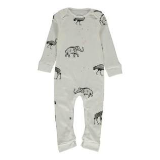 pyjama animaux bobo blanc