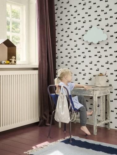 Chambre d'enfant Ferm Living collection AH 15