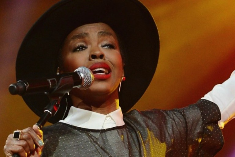 Lauryn Hill Nina Simone