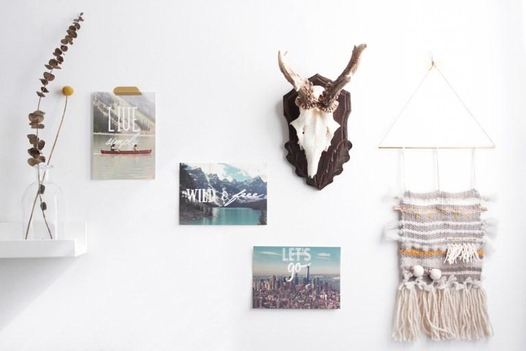 Free Download / Cartes Postales Boho - Boho Postcards // Hëllø Blogzine www.hello-hello.fr