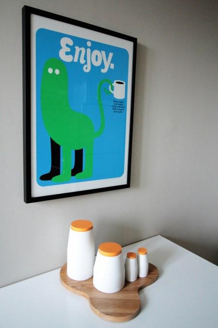 Scandinavian Poster // Hëllø Blogzine www.hello-hello.fr