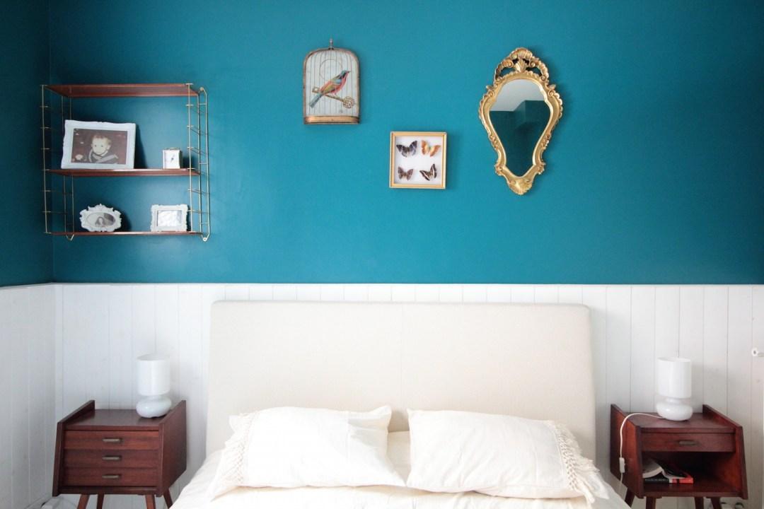 appartement parisien vintage celine The Small / Hëllø Blogzine - www.hello-hello.fr