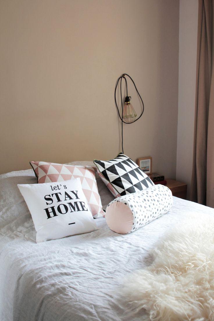 Cosy Bedroom // Hëllø Blogzine Www.hello Hello.fr