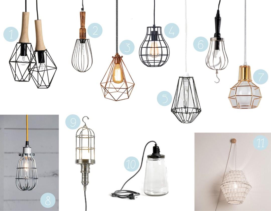 Lampes baladeuses // Hëllø Blogzine www.hello-hello.fr