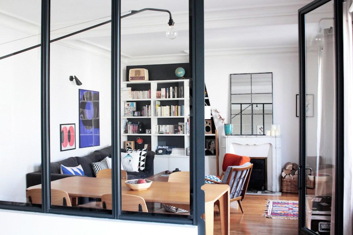 comment diviser une pièce (sans monter un mur) ? - hëllø blogzine