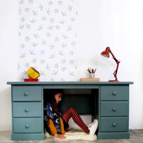 Papier Peint Chambre Enfant // Hëllø Blogzine blog deco & lifestyle www.hello-hello.fr