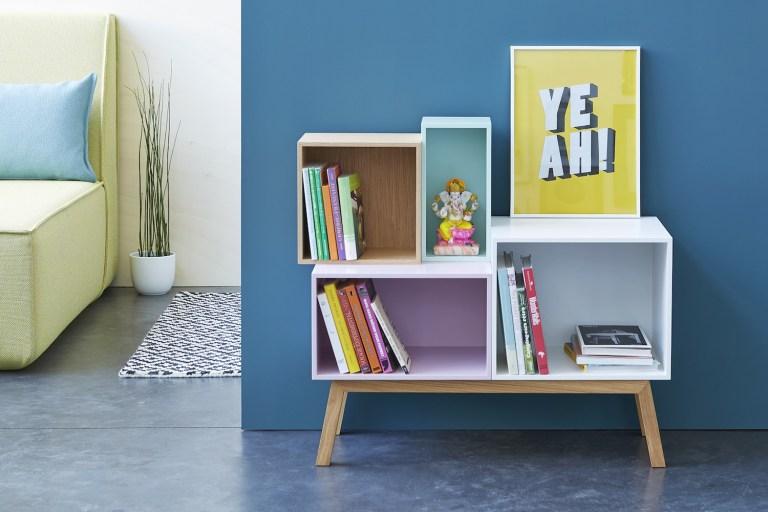 Cubit étagere modulable design / Hëllø Blogzine - www.hello-hello.fr