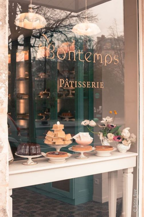 Pastries Paris Bontemps // Hëllø Blogzine blog deco & lifestyle www.hello-hello.fr