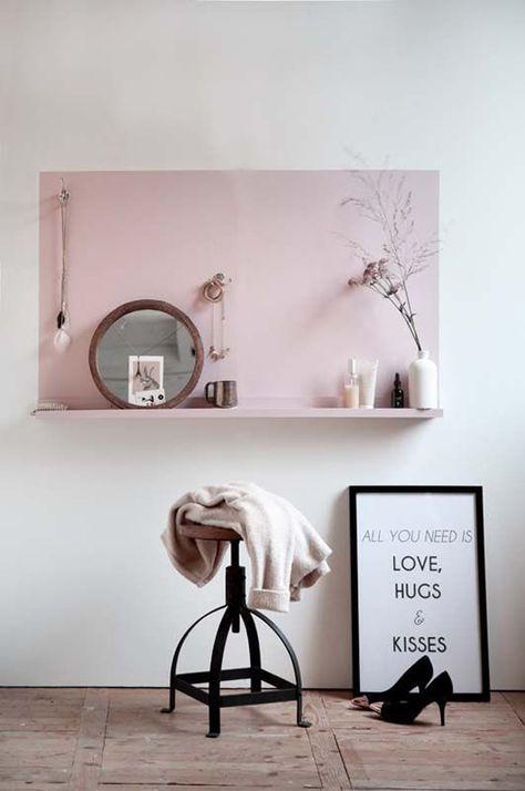 10 id es d co pour mettre de la couleur sur les murs. Black Bedroom Furniture Sets. Home Design Ideas