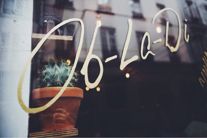 Coffee Shop Paris // Hëllø Blogzine blog deco & lifestyle www.hello-hello.fr