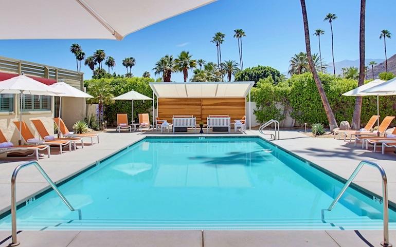 Hôtel Del Marcos, Palm Springs / Hëllø Blogzine - www.hello-hello.fr
