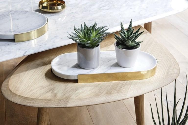 marble tray rededition / Hëllø Blogzine - www.hello-hello.fr