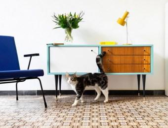 Fuuso Vintage Furniture // Hëllø Blogzine blog deco & lifestyle www.hello-hello.fr