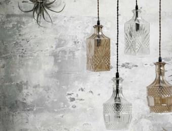 nordal lampe carafe whisky // Hëllø Blogzine Lifestyle - www.hello-hello.fr