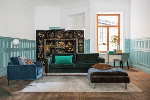 bemz designer guild velours pour recouvrir canapé Ikea // Hëllø Blogzine blog deco & lifestyle www.hello-hello.fr
