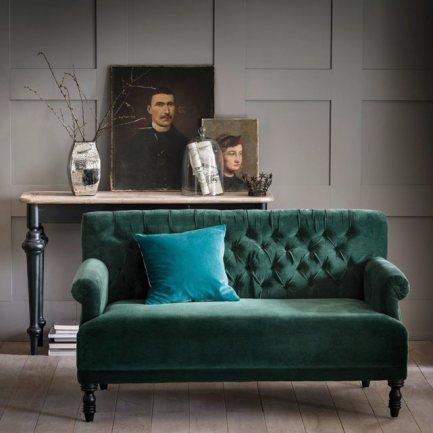 Winter 2016 Trend Velvet Couch // Hëllø Blogzine blog deco & lifestyle www.hello-hello.fr