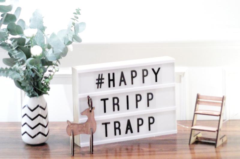 Tripp Trapp personnalisable //Hëllø Blogzine blog deco & lifestyle www.hello-hello.fr