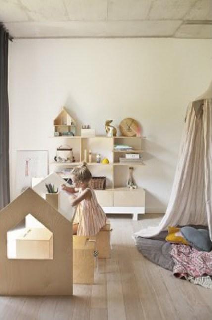 Tendance Maison Déco Chambre d'Enfants // Hëllø Blogzine blog deco & lifestyle www.hello-hello.fr #maison #house #kids #kidsroom #kutikai