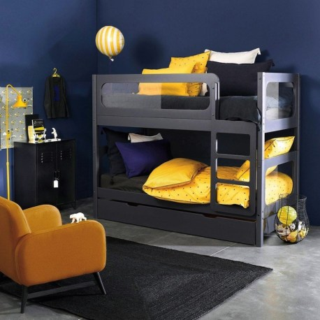 12 inspirations pour d corer une chambre d 39 adolescent. Black Bedroom Furniture Sets. Home Design Ideas