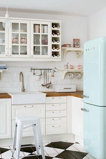 D corer une petite cuisine nos conseils et nos astuces for Astuce decoration cuisine