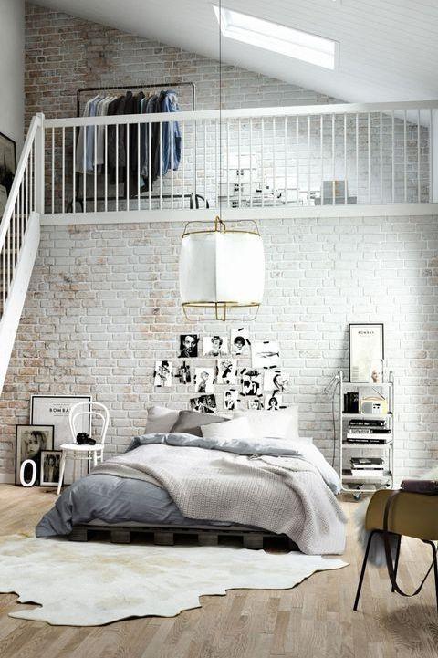 Faire Un Mur De Briques // Hëllø Blogzine Blog Deco U0026 Lifestyle Www.hello
