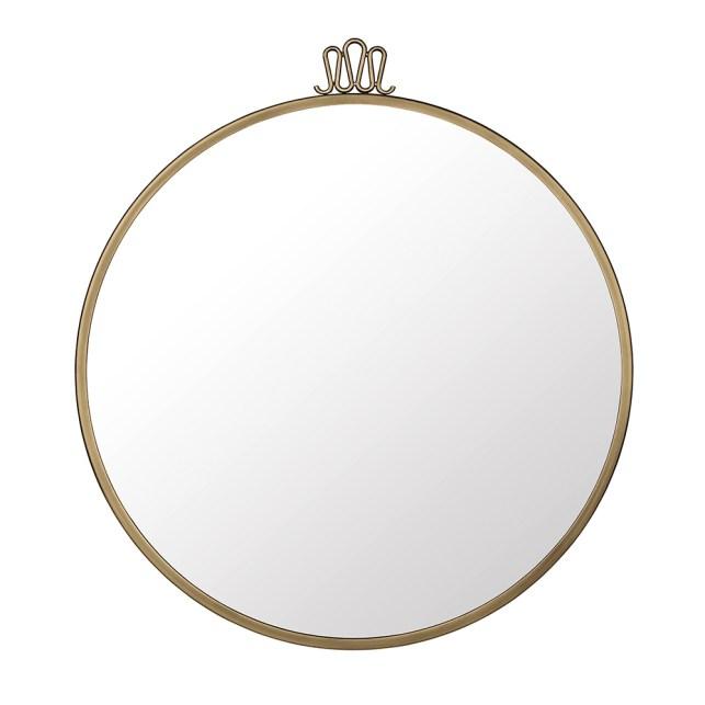 O acheter un miroir rond for Hendrik andriessen miroir de peine