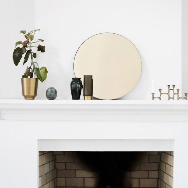 o acheter un miroir rond. Black Bedroom Furniture Sets. Home Design Ideas