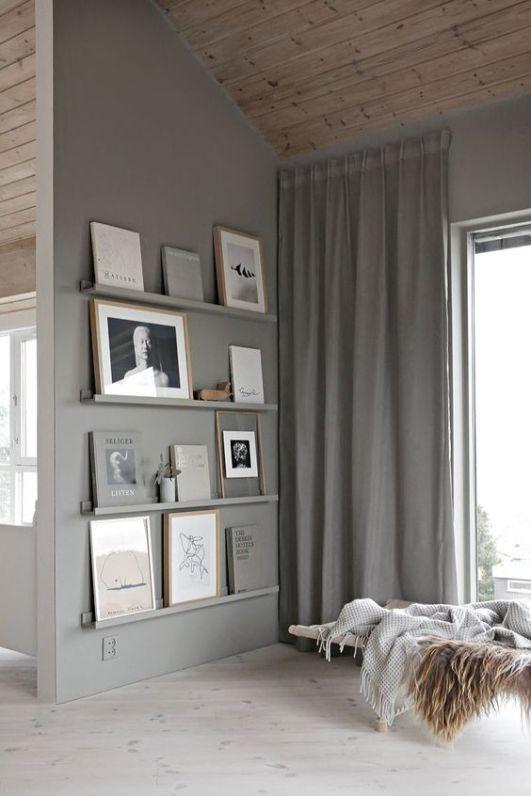 5 bonnes raisons de peindre vos meubles et vos murs dans for Peindre une piece de 2 couleurs