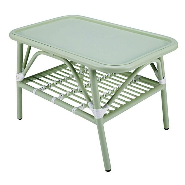 table-basse-de-jardin-en-aluminium-vert-clair-et-blanc-gariguette