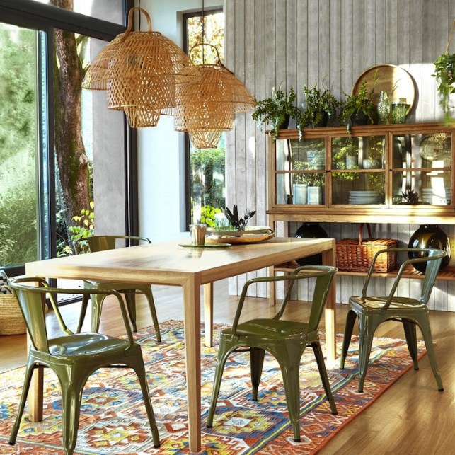 Greenterior : comment végétaliser son intérieur avec Style ? // Hëllø Blogzine blog deco & lifestyle www.hello-hello.fr #greenterior #urbanjungle #green #tropical #vegetal