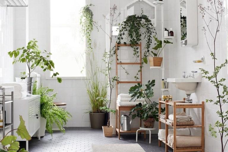 Greenterior : comment végétaliser son intérieur avec Style ? // Hëllø Blogzine blog deco & lifestyle www.hello-hello.fr #greenterior #urbanjungle #green #tropical #vegetal