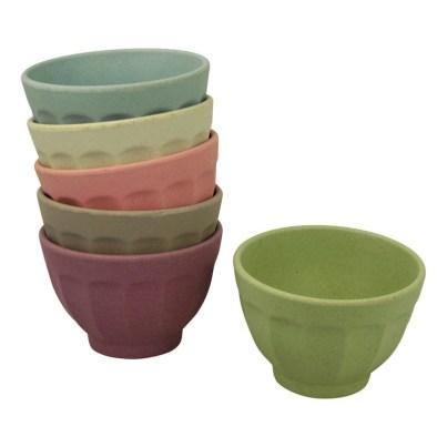Vaisselle en bambou // Hëllø Blogzine blog deco & lifestyle www.hello-hello.fr #vaisselle #bambou #green #ecolo #ecoconcu