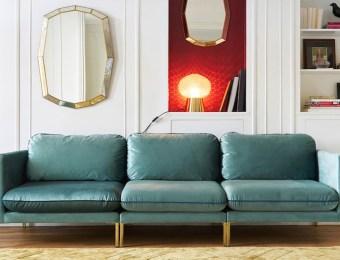 Collection vintage rétro Maison Père x La Redoute Interieurs // Hëllø Blogzine blog deco & lifestyle www.hello-hello.fr