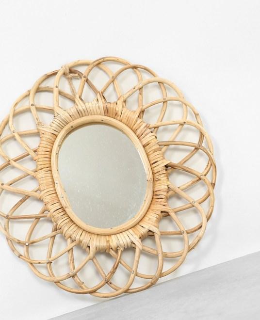 miroir-rotin
