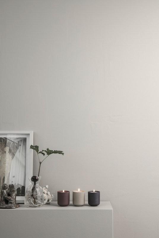Velours et laiton pour une ambiance scandinave et glamour au programme de la collection Automne-Hiver 2017 de Ferm Living // Hëllø Blogzine blog deco & lifestyle www.hello-hello.fr