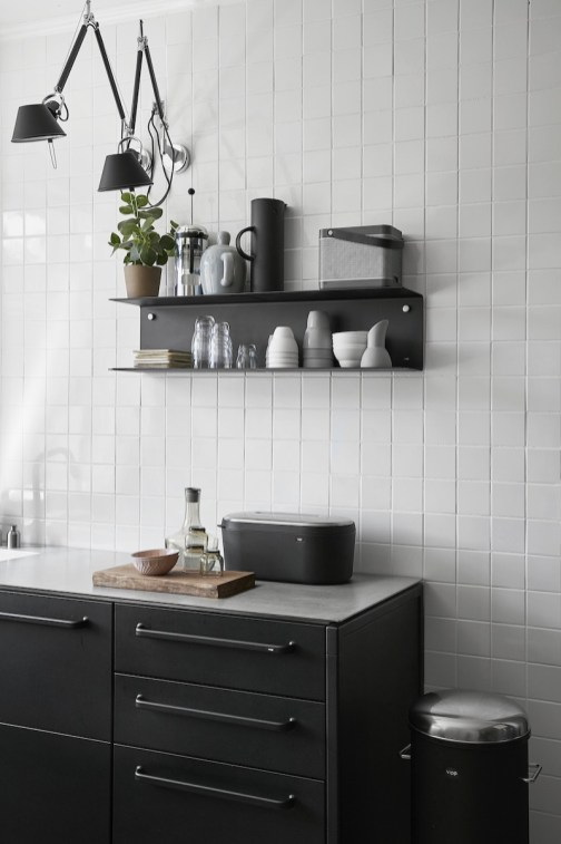 Les cuisines design en acier inoxydable Vipp // Hellø Blogzine Blog déco lifestyle - www.hello-hello.fr