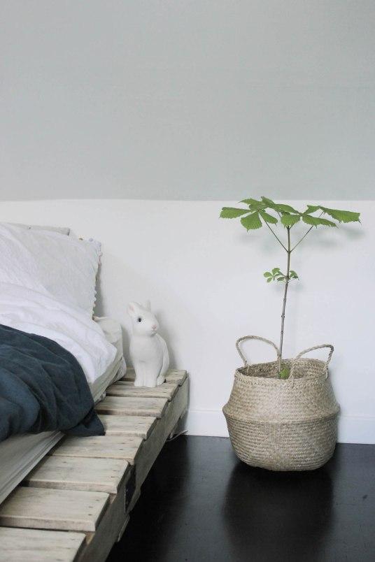 Chambre d'Ado Urban Jungle // Hëllø Blogzine blog deco & lifestyle www.hello-hello.fr