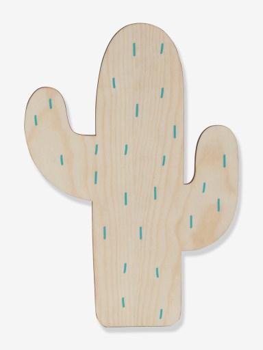 Applique cactus Vertbaudet // Hëllø Blogzine blog deco & lifestyle www.hello-hello.fr