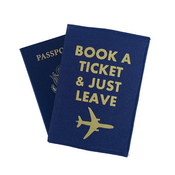 Couverture pour passeport, 11,99€