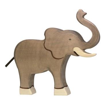 Eléphant en bois - Idées cadeaux de noël enfants mixte // Hëllø Blogzine blog deco & lifestyle www.hello-hello.fr