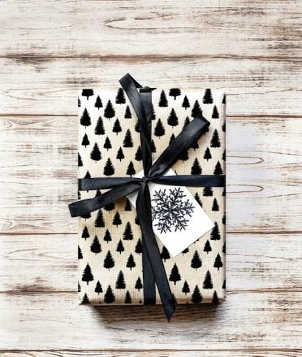 papier-cadeau-sapin