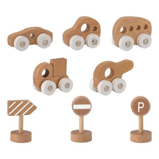 Voitures en bois - Idées cadeaux de noël enfants mixte // Hëllø Blogzine blog deco & lifestyle www.hello-hello.fr